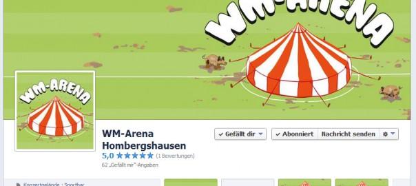 WM-Arena@Facebook